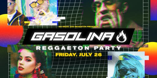 Gasolina Party - Varsity Theater Minneapolis