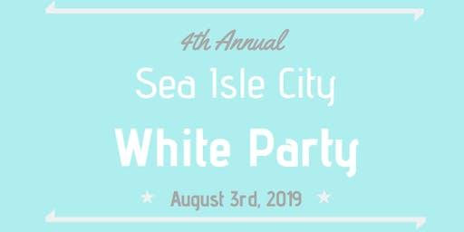 Sea Isle City White Party 2019