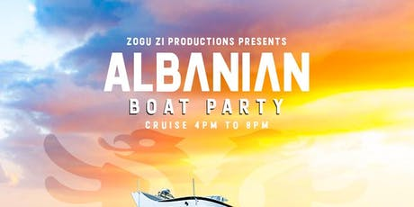 ALBANIAN BOAT PARTY(LAKE MICHIGAN CHICAGO) tickets