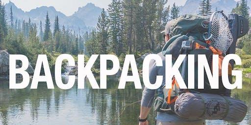 Backpacking, South Sister Circumnavigate