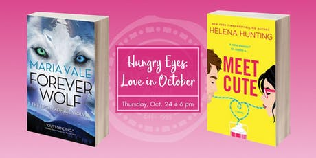 Dallas Book Club at La Madeleine: Hungry Eyes, Love in October tickets