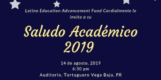 Saludo Académico 2019 - Puerto Rico