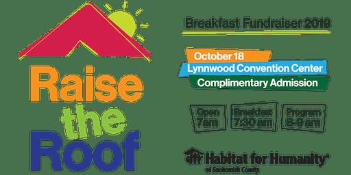 Raise the Roof Breakfast Fundraiser