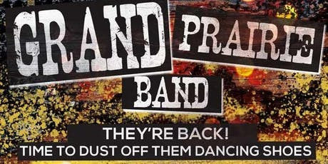 Grand Prairie Band tickets