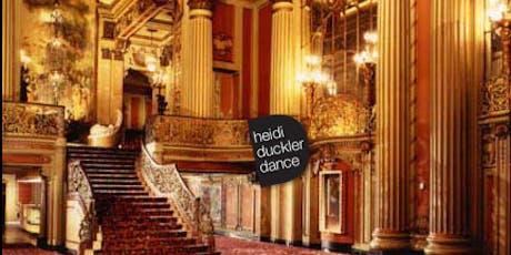Heidi Duckler Dance Annual Gala Celebration Agua Viva  tickets