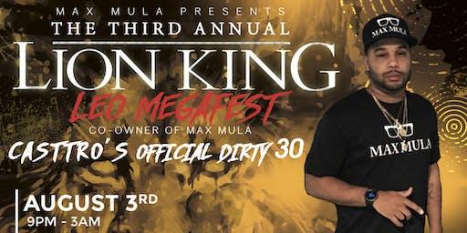 Lion King : Leo Megafest