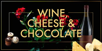 Wine, Cheese, and Chocolate