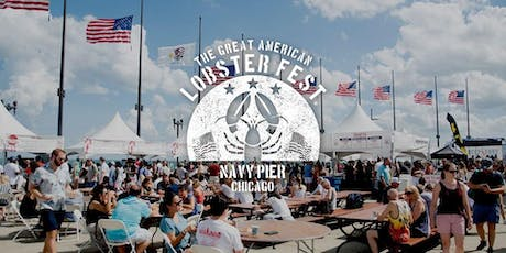 The Great American Lobster Fest - Chicago tickets