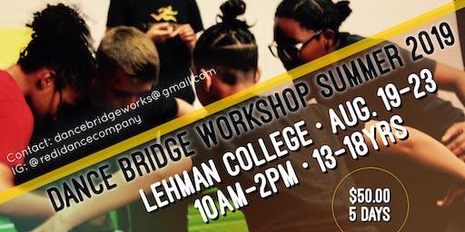 Dance Bridge Summer Workshop 2019