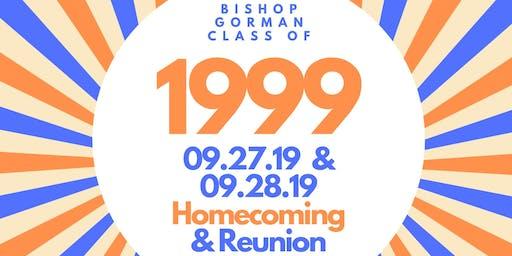 BGHS Class of 1999 Reunion