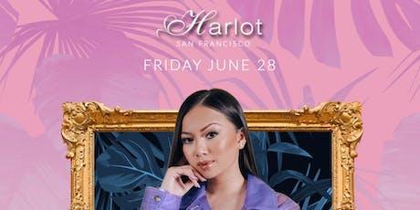 Harlot Fridays w/ DJ BELLA FIASCO // Hosted By Heavy Arsenal  tickets