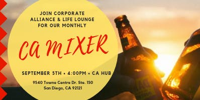 Corporate Alliance September Mixer