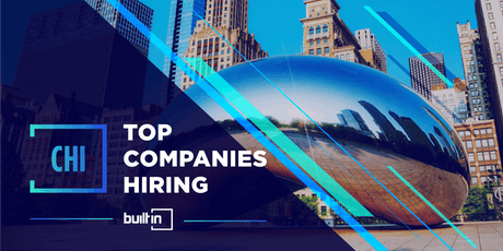 Built In Chicago's Top Companies Hiring tickets