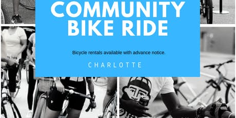 Community Ride (July) tickets