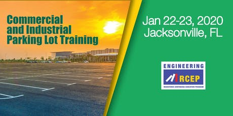 Commercial and Industrial Parking Lot Training - Jacksonville, FL tickets