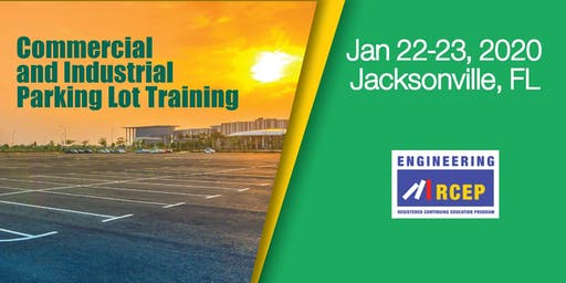 Commercial and Industrial Parking Lot Training - Jacksonville, FL