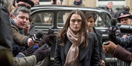 OFFICIAL SECRETS screening with Gavin Hood, Katharine Gun, Martin Bright tickets