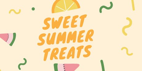 Kids in the Kitchen: Sweet Summer Treats tickets