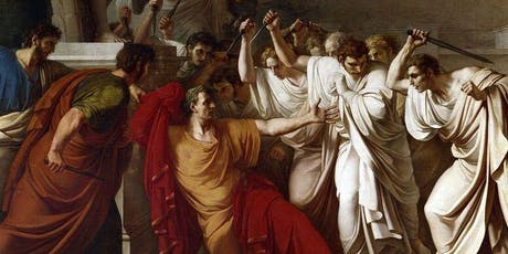 Preview (50% Off!): Julius Caesar tickets