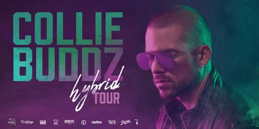 Collie Buddz at Knitting Factory Concert House (October 24, 2019)