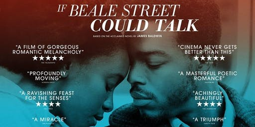 Described Film Screening:  If Beale Street Could Talk