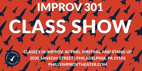 Class Show: Improv 301 with Whitney Rumble tickets