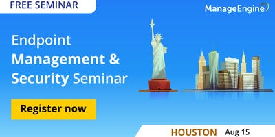Endpoint Management and Security Seminar | Houston