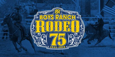 75th annual Boys Ranch Rodeo