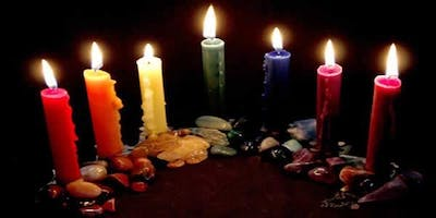 Manifesting with Candle Magick