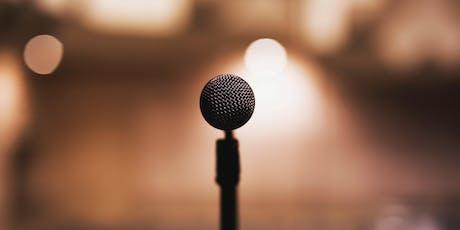 Public Speaking Skills:  Conquering Presentations tickets