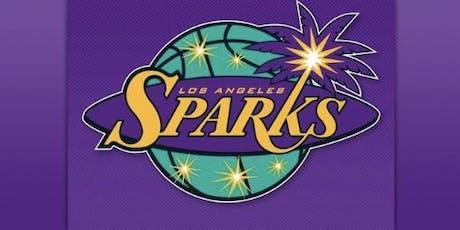 LA Sparks vs Las Vegas Aces Suite 8/1 $25 tickets
