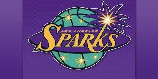 LA Sparks vs Las Vegas Aces Suite 9/1 $20