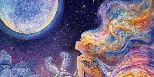 Full Moon Mercury Retrograde Sound Bath Meditation Long Beach