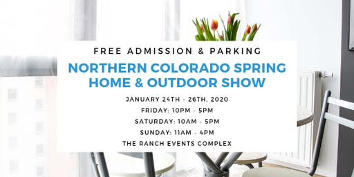 Northern Colorado Spring Home & Outdoor Show