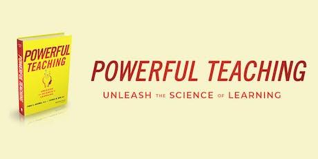 Powerful Teaching Workshop in Chicago! tickets