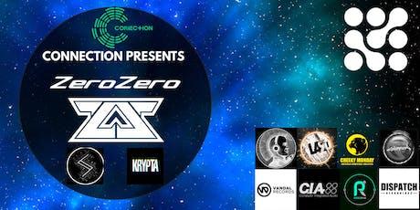 Connection Invites ZeroZero tickets