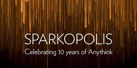 Sparkopolis 2019 tickets