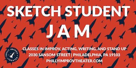 Class Show: Sketch Student Jam tickets