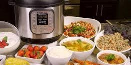 INSTANT POT - HANDS ON WORKSHOP