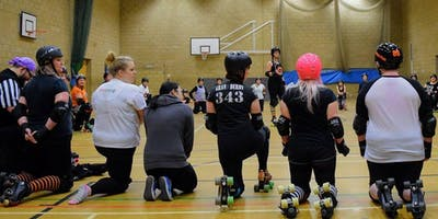 Roller Derby Taster Session September 2019
