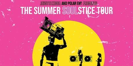 The Summer Soulstice Tour Feat. Talib Kweli tickets