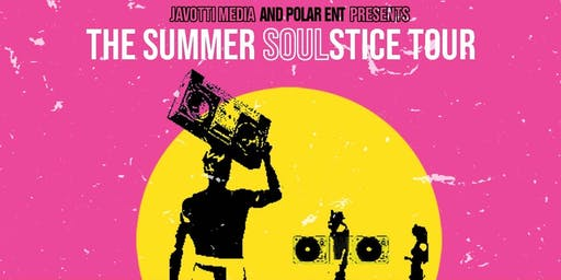 The Summer Soulstice Tour Feat. Talib Kweli