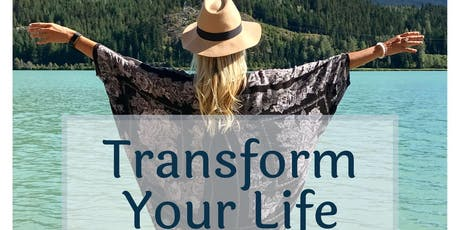 Transform Your Life - Through your Habits & Beliefs tickets