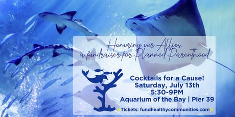 Honoring our Allies ~ a fundraiser for Planned Parenthood  tickets