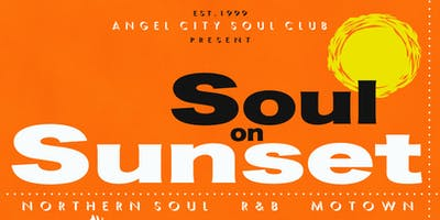 Angel City Soul Club Present: Soul on Sunset