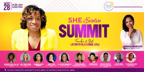 SHE Evolve Summit tickets