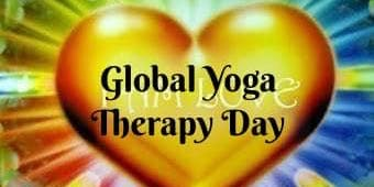 GLOBAL YOGA THERAPY DAY