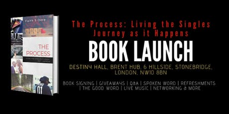 The Process: Living the Singles Journey as it Happens - Book Launch tickets