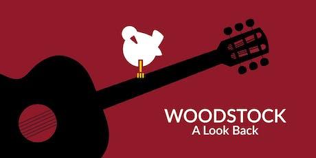 Woodstock: A Look Back (Berkeley) tickets