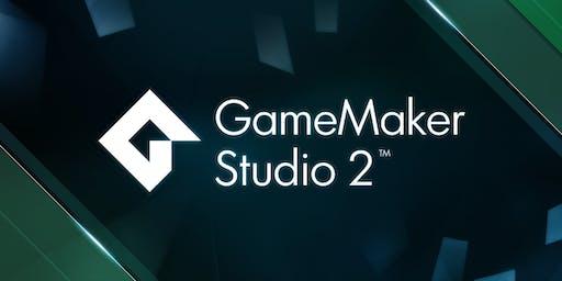 Programação de jogos com Game Maker Studio 2